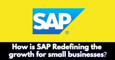 How is SAP redefining the growth for small businesses?