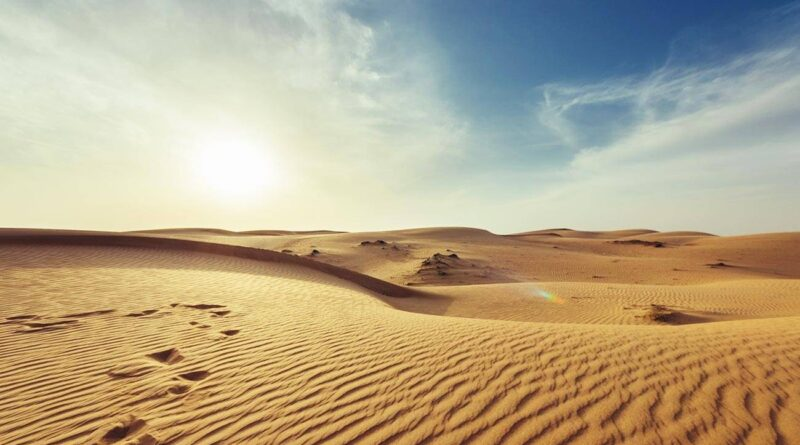 How to Explore The Largest Deserts