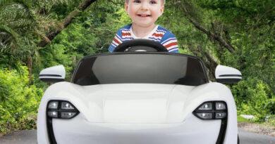 Best Kids Ride On Car