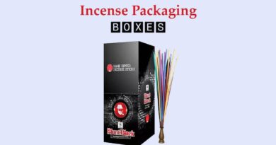 Incense Display Boxes